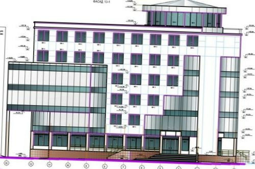 Архитектурно-строительное проектирование промышленных зданий