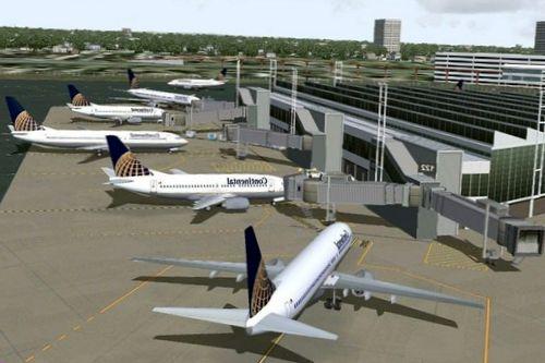 Безопасность Аэропортов - защита периметров