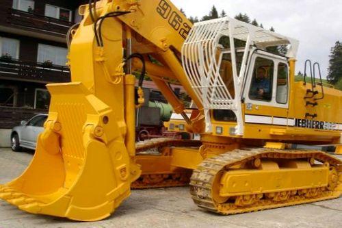 Что такое строительные машины?