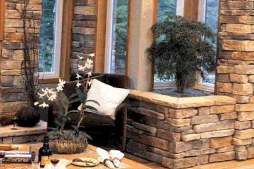 Декоративный камень на рынке строительных материалов