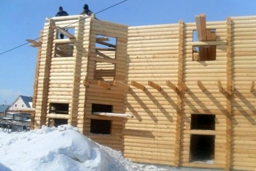 Из чего строить стены дома?