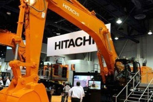 Компания Hitachi Construction Machinery обновила серию экскаваторов Dash