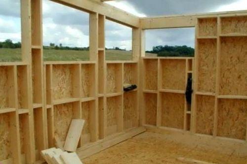 Новые технологии строительства частных домов