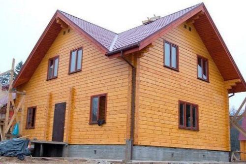 О процессе строительства индивидуального жилого дома