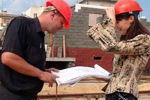 Определение объемов работ по проектированию и передача заказа на исполнение