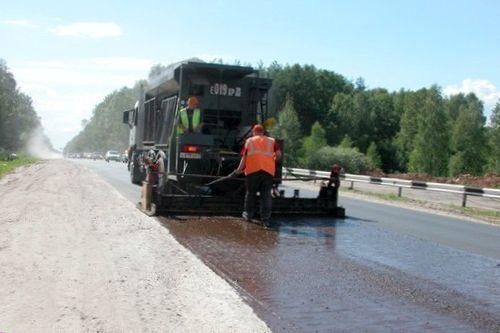 Применение эмульсионных бетонных смесей при ремонте дорог