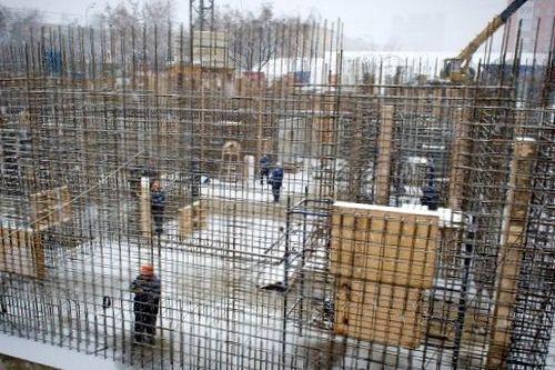Строительный проект. Программа строительства