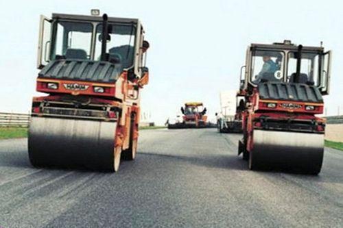 Строительство дорог для автомобилей