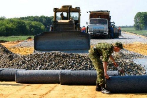 Строительство и эксплуатация автомобильных дорог