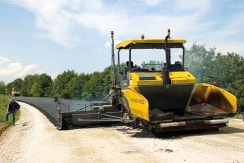 Строительство и ремонт дороги