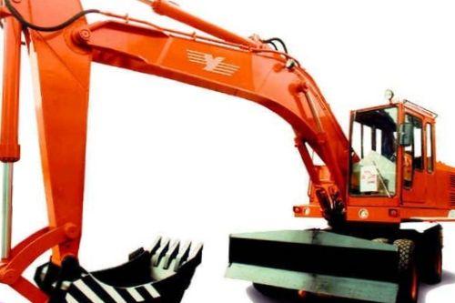 Телескопическая рукоять позволяет экскаватору Hitachi копать глубже