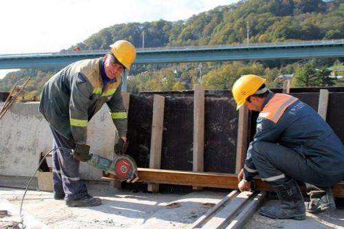 Трасса Адлер-Альпика: строительство дорог в 2013 году