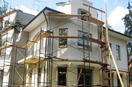 Творческий и ответственный процесс – строительство жилого дома