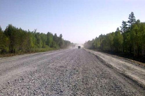 Устройство дополнительных слоев оснований и прослоек на дорогах