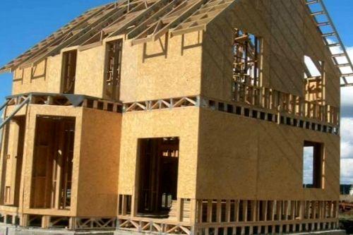 Внутренняя и наружная обшивка каркасных домов