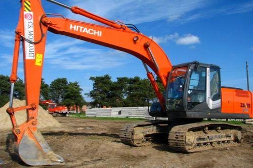 Восстановление бывших в употреблении деталей и узлов по Hitachi RemanSelect Program