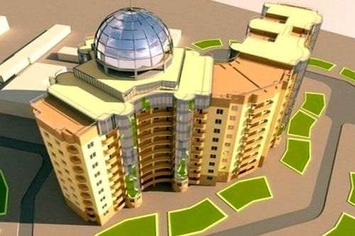 Жилой дом как объект архитектурно-строительного проектирования