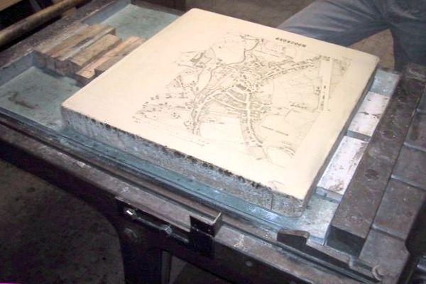 Зольнхофенский мрамор